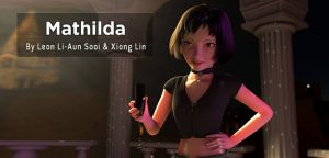 "Female Character Rig For Maya ""Mathilda"" – by Leon Li-Aun Sooi and Xiong Lin"