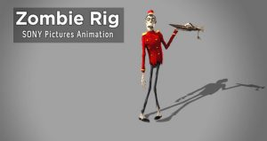 Free Zombie Character Rig
