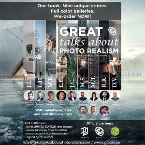Read more about the article Great Talks about Photo Realism